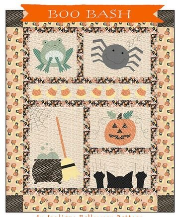 BOO BASH QUILT
