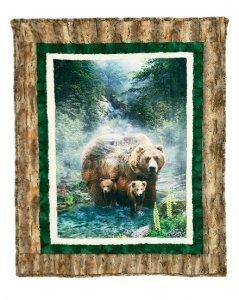 Brother Bear Cuddle kit