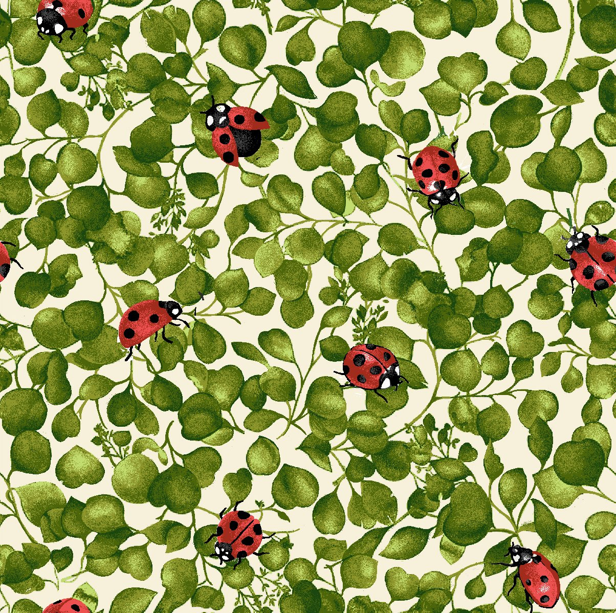 Forest Babies - Ladybugs