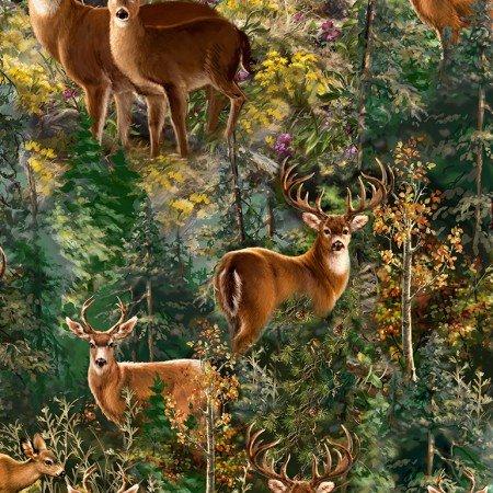 Deer Fern - Flannel