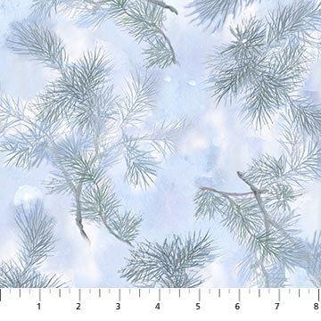 Day Dream - Blue Pine Needle