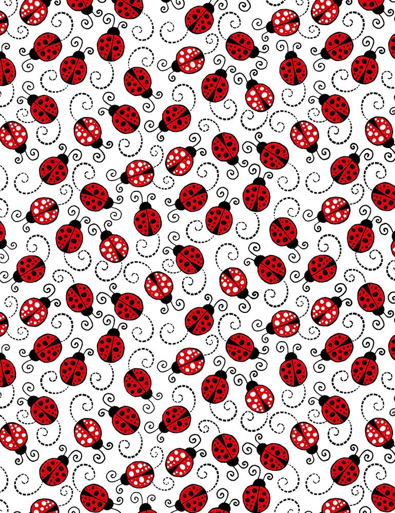 Little Red Ladybugs