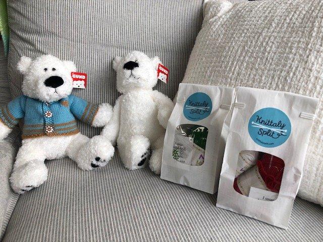 Bear Knit Kit-SALE