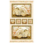 Autumn Shimmer PUMPKIN PICTURE PANELS