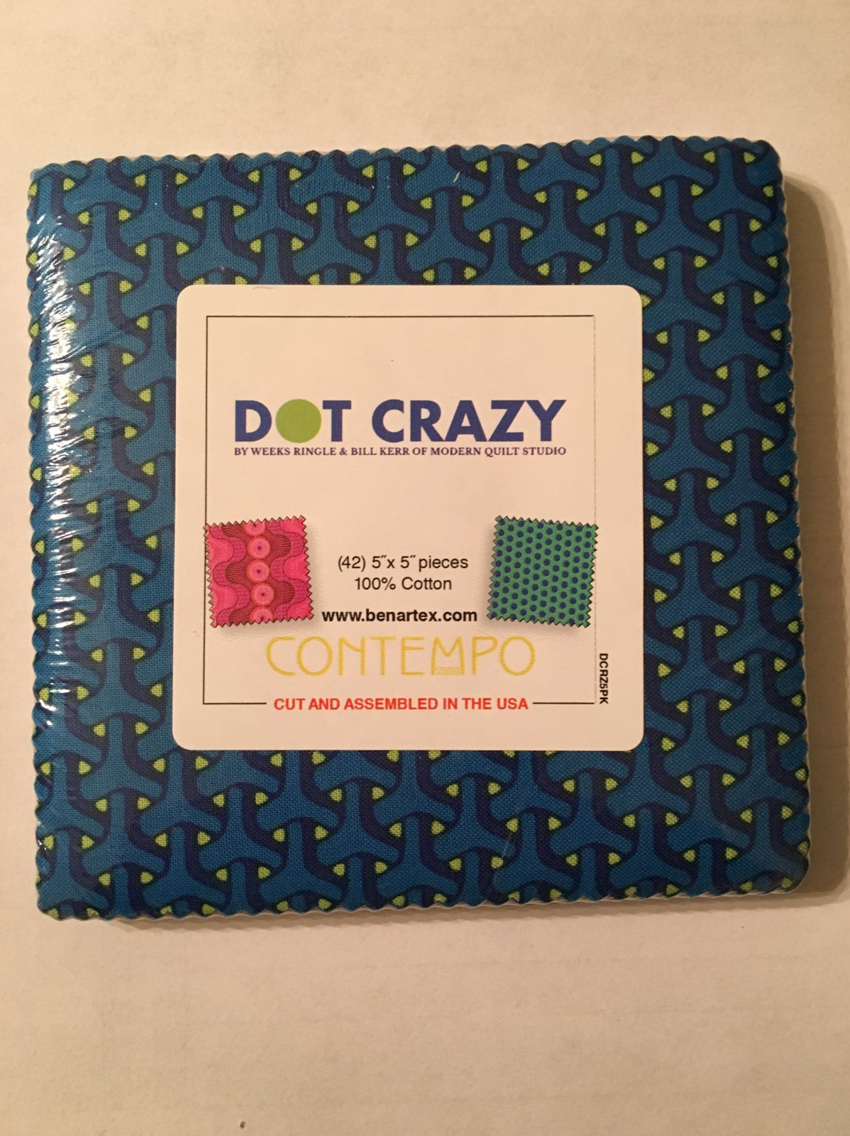 BE Dot Crazy Charm Pack