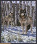 WD Snow Wolf Panel 50904P-X