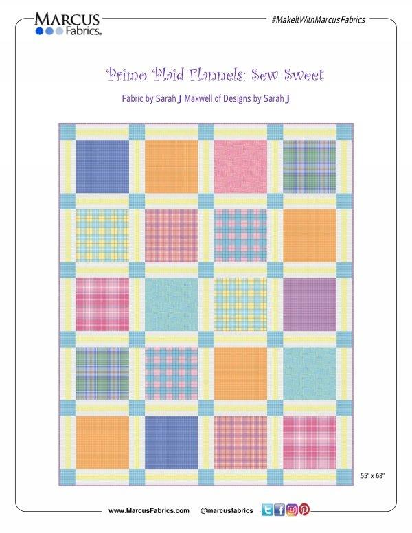Sew Sweet Quilt Kit