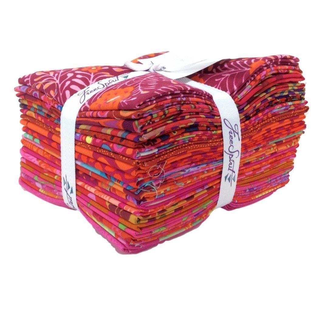 FS Kaffe Fassett Fat Quarter Bundle-Lipstick