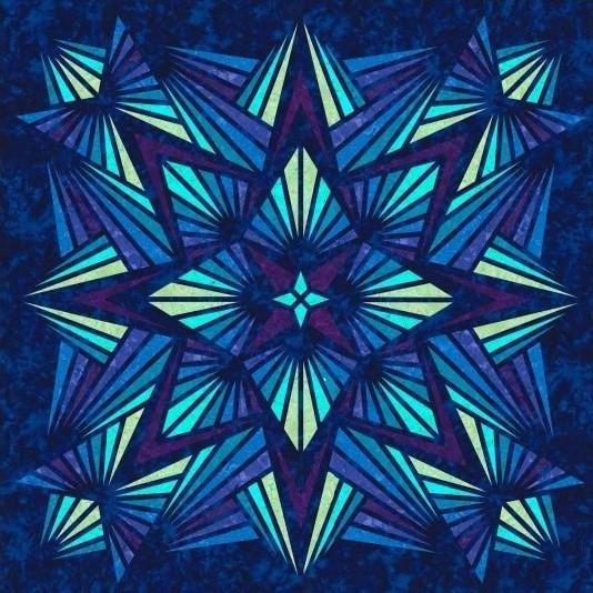 HO Crystal Blue