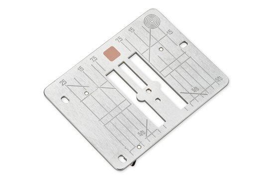 Stitch Plate SS Cutwork 9mm  580 560 435 450 640