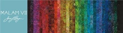 RJR Malam Batiks VII Jelly Roll