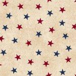QT Gettysburg Stars-Tan