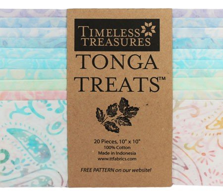TT Tonga Treat Shortcake Buttercream