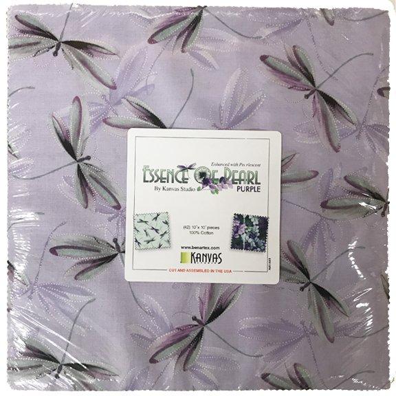 BE Essence of Pearl Purple 10 x 10 pk