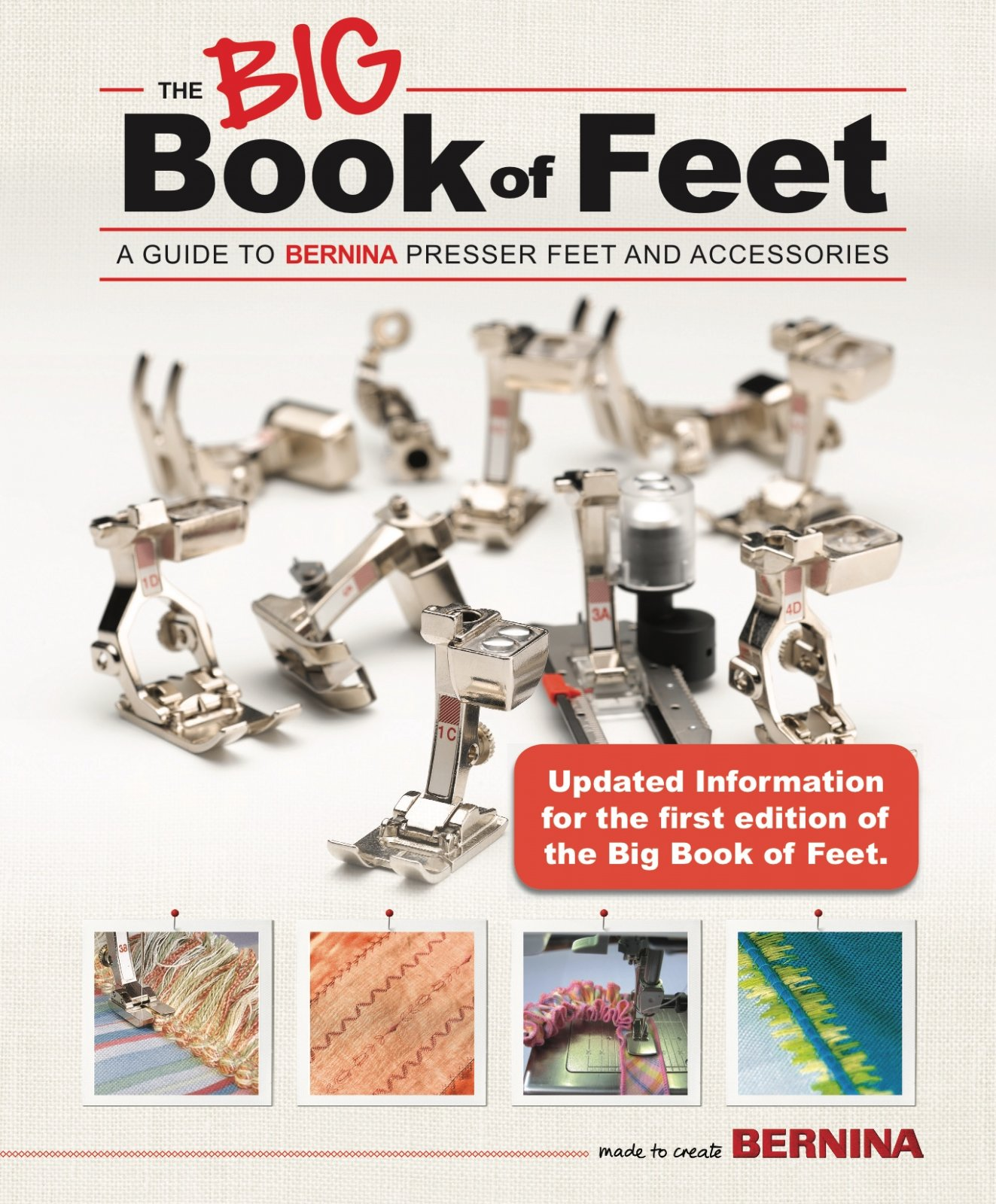 The BIG Book of Feet
