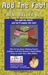 Add The Fabric Mini Wallet Kit