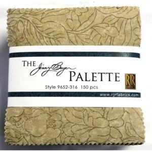 RJR Jinny Beyer Palette Charm Pack/150 Pieces