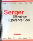 Serger Technique Reference Book