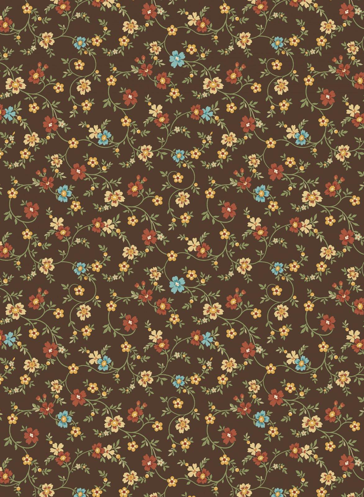 Garden Getaway Fabric 11 (0907 0113)