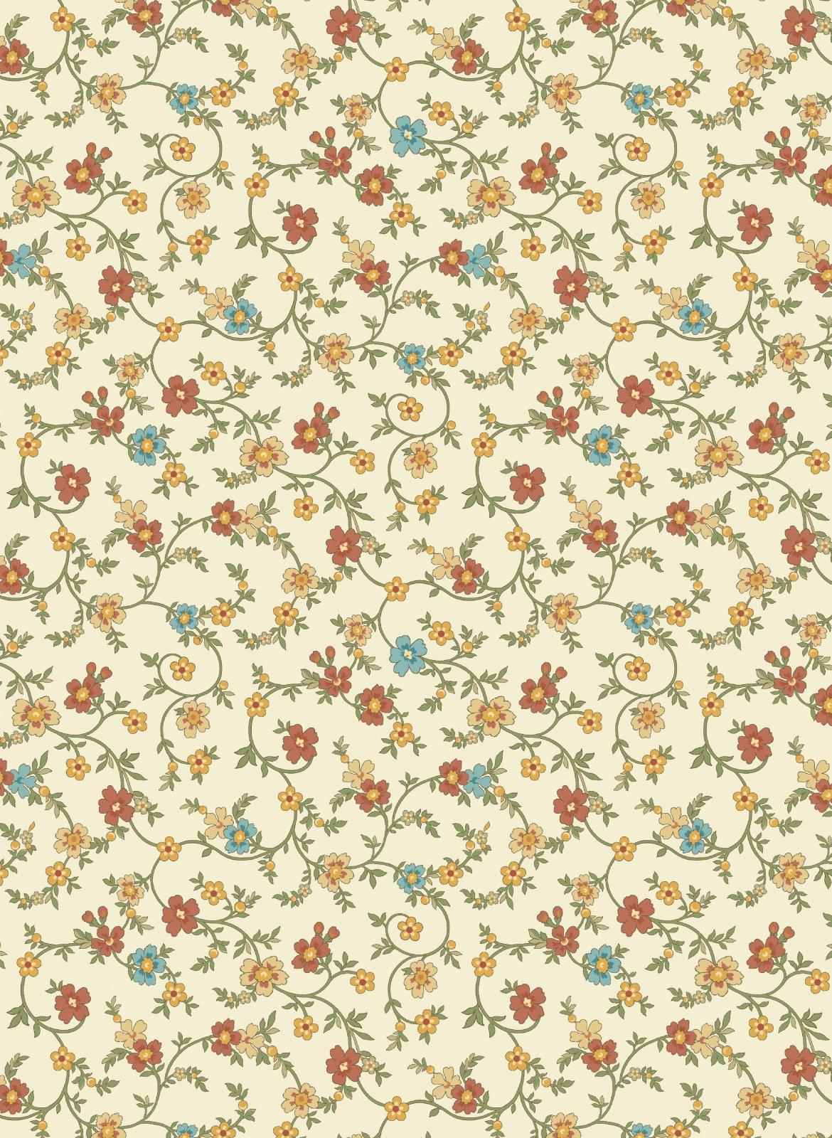 Garden Getaway Fabric 12 (0907 0142 )
