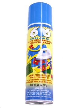 606 Spray and Fix Fusible Adhesive