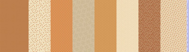 Patch-Its Cheddar & Tan 8424-0528