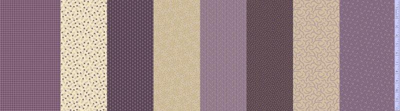 Patch-Its Purple & Tan 8424-0535