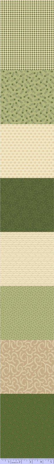 Patch-Its Green & Tan 8424-0514