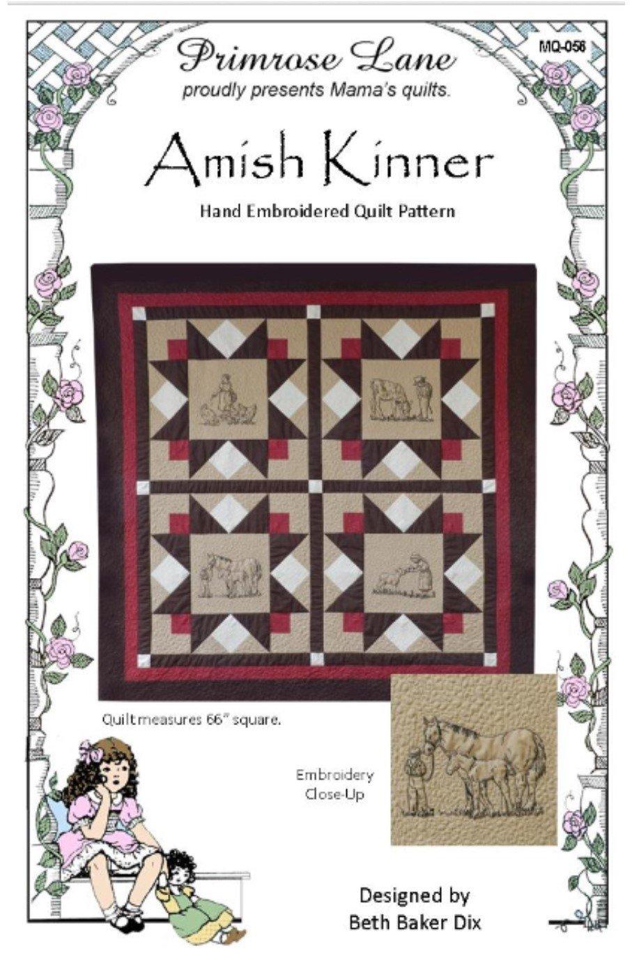 Amish Kinner