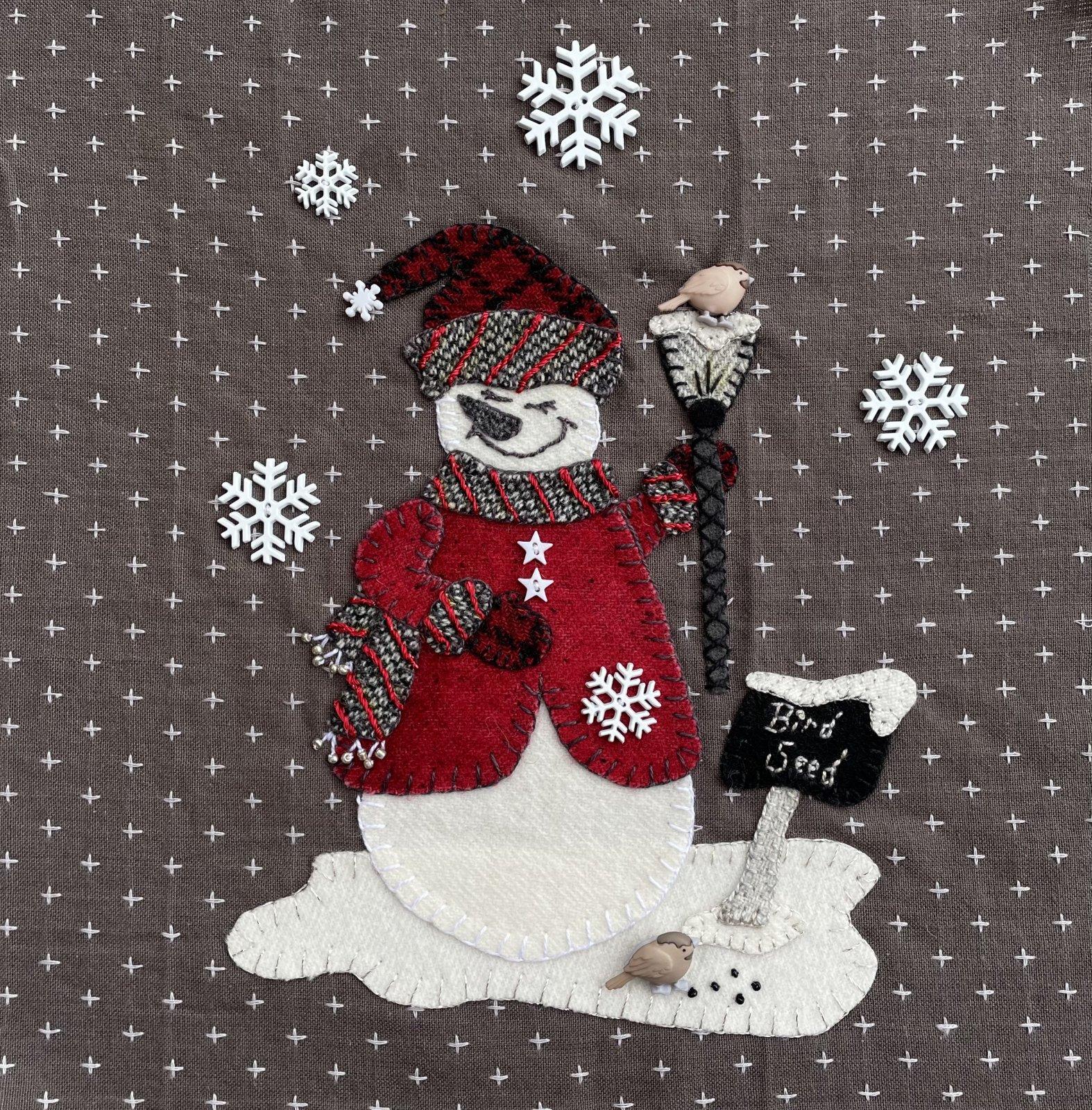 Snow Much Joy Block 4 Digital Download Pattern