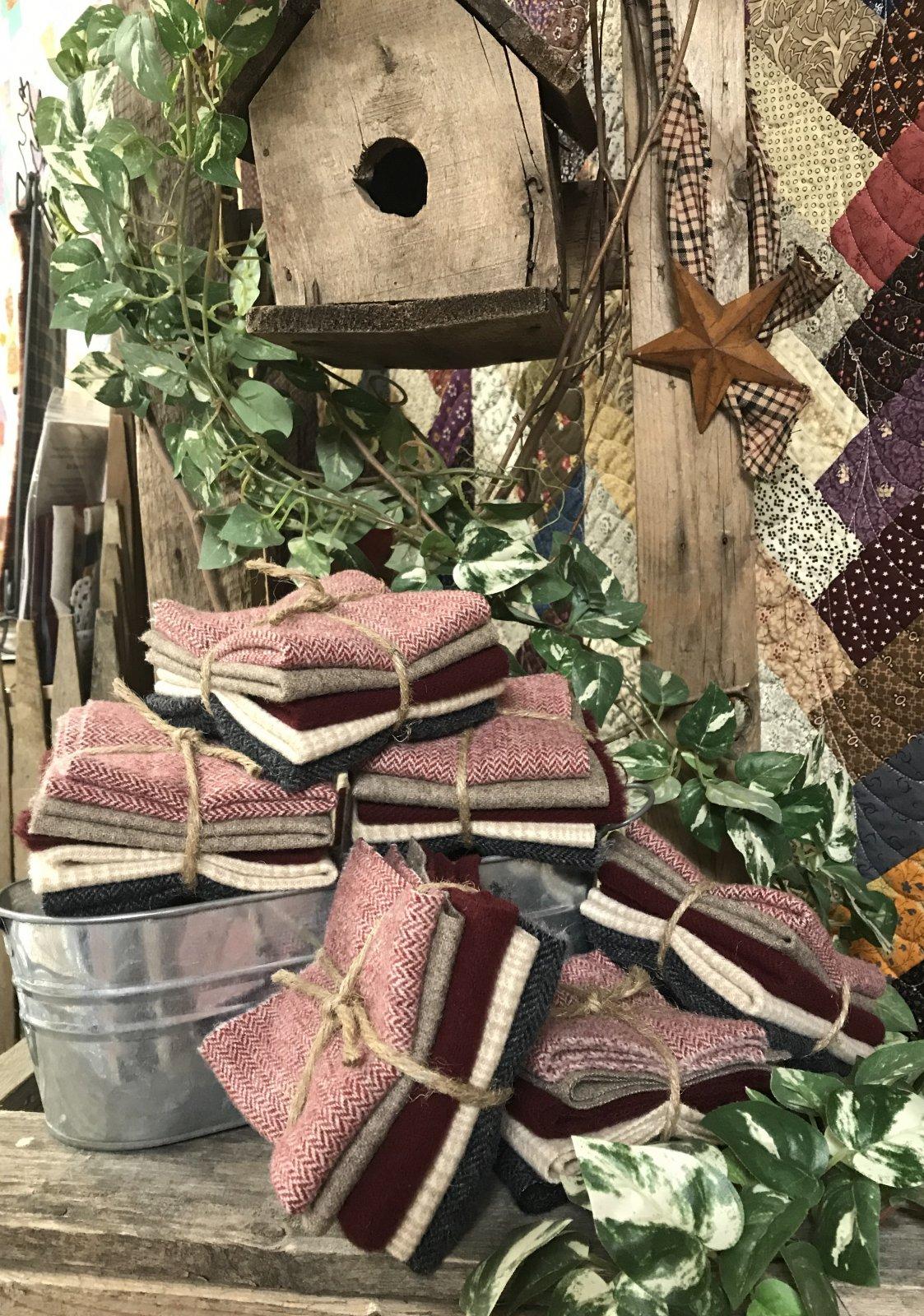 Winter Wool Bundle