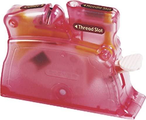 Desk Top Needle Threader Pink