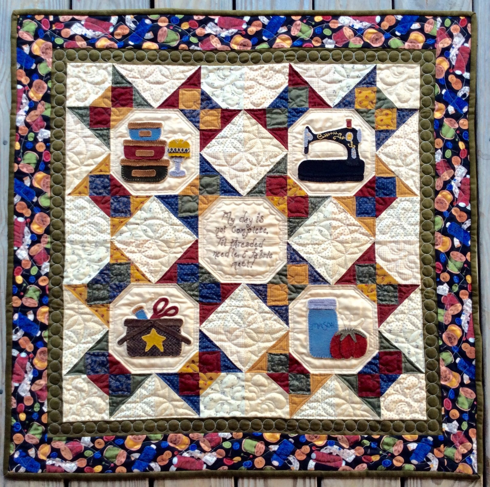 Calico Patch Designs : quilts n calicoes - Adamdwight.com