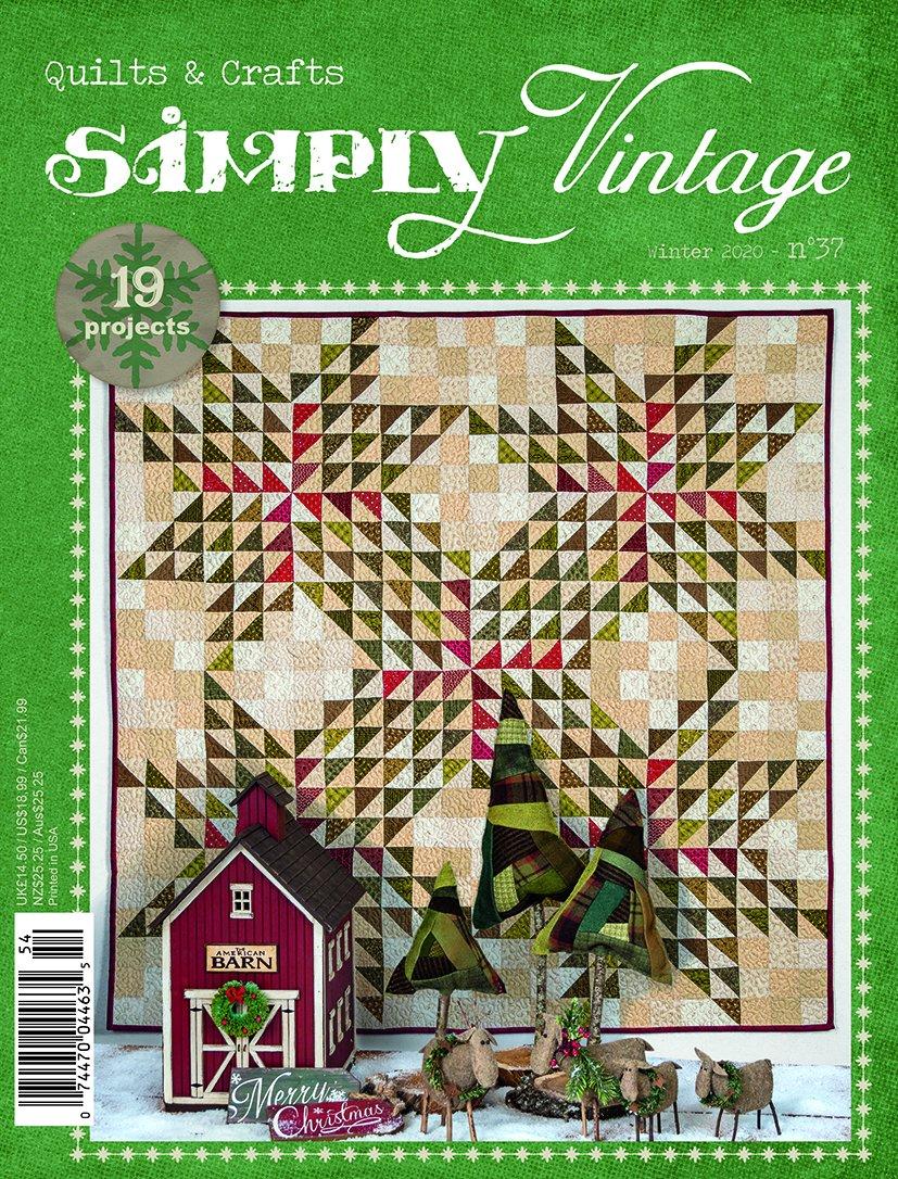 Simply Vintage Issue n 37