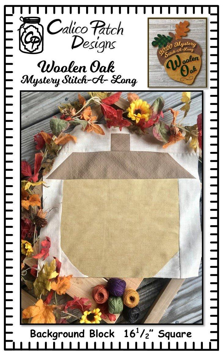 Woolen Oak MSA FREE ACORN Pattern Download