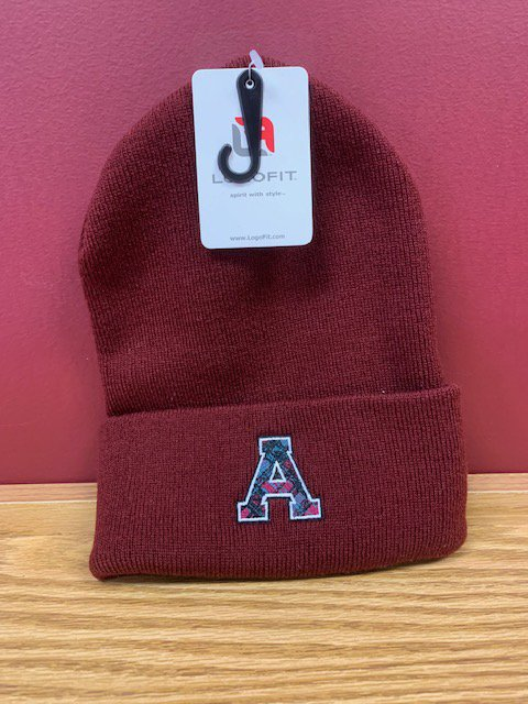 Cuffed Knit Hat