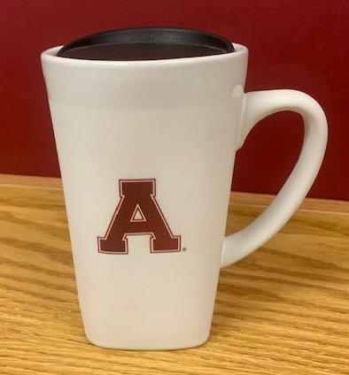 Soft Touch Ceramic 16oz Mug