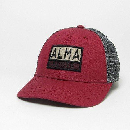 Burgundy Trucker Hat