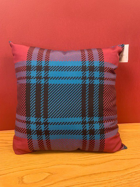 Outdoor Sublimated Pillow 17x17