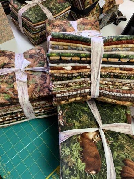 21 FQ Flannel Bundle