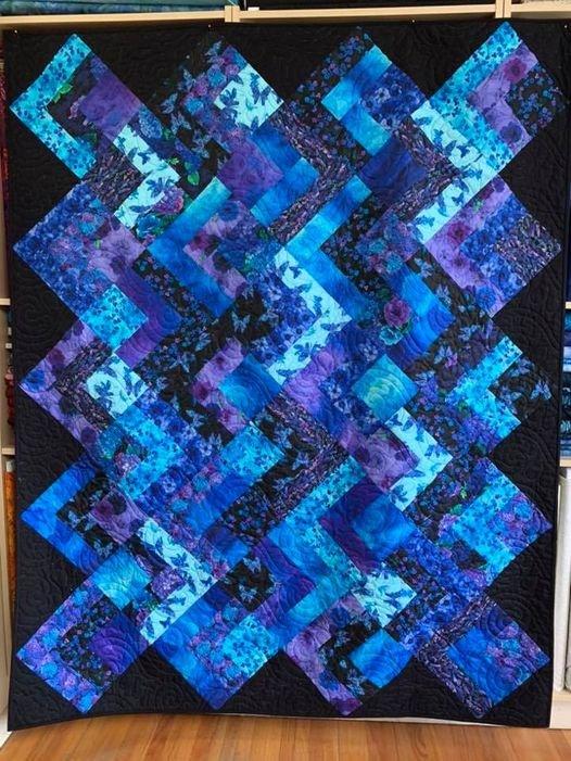 Dapper Squares - Misty
