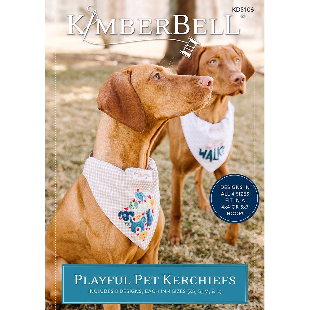 KIMBERBELL PET KERCHIEFS