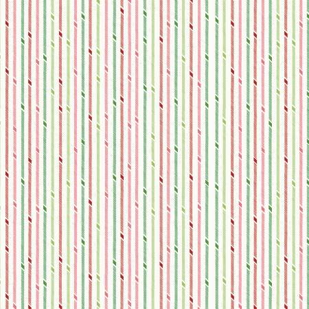 MULTI CREAM CANDY STRIPE BETTER NOT POUT
