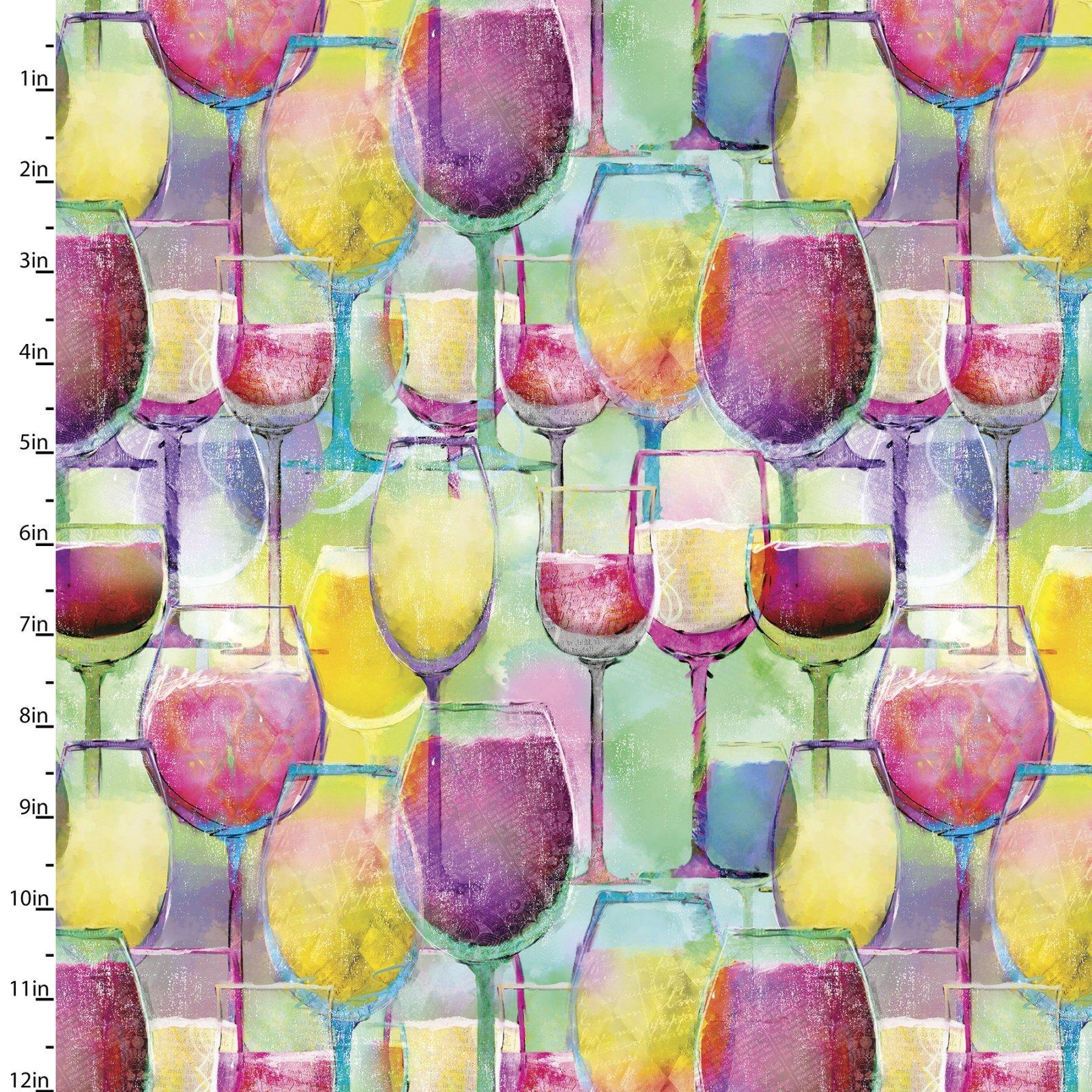 SIP & SNIP WINE GLASSES