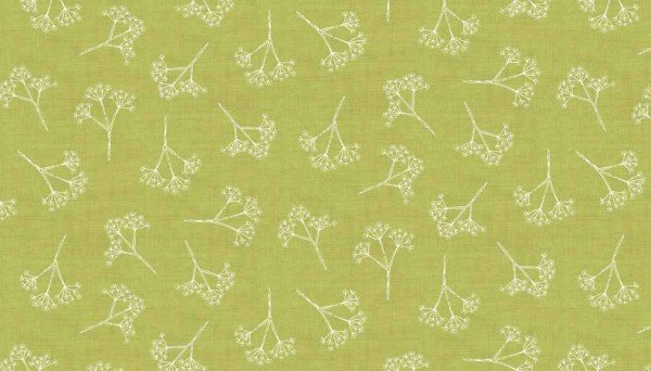 CLEARANCE HEARTWOOD COW PARSLEY GREEN