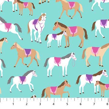 DREAMLAND TURQUOISE HORSES