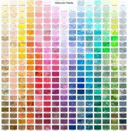 hoffmanwatercolorpalette