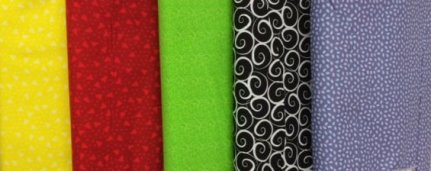 RJR Fabrics' Boutique Brights