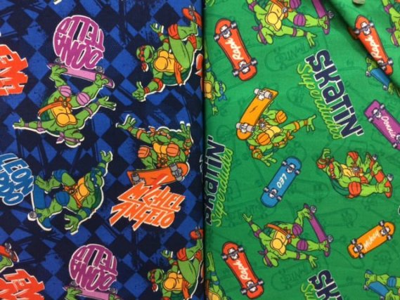 Creative Springs Skatin Superdudes & Skatin Turtle Toss