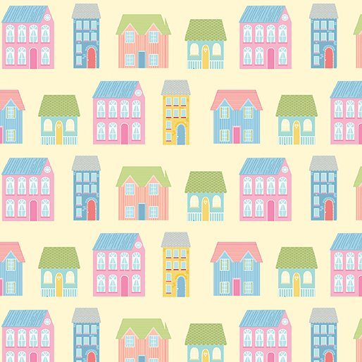 NEIGHBORHOOD  HOUSES BUTTER